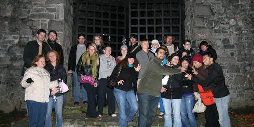 Hidden Dublin: Haunted History Walking Tour