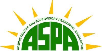 ASPA February Social