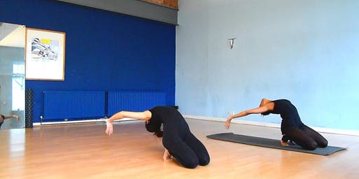 Advanced Backbends with Nikki and Emma