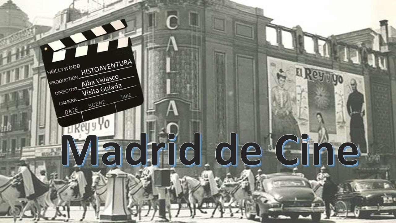 Free Tour: Madrid de Cine