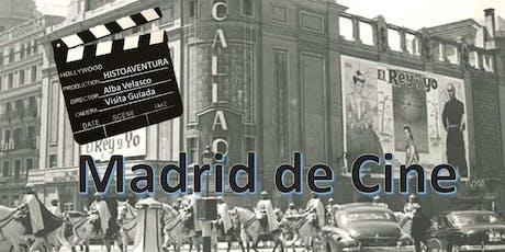 Free Tour: Madrid de Cine entradas