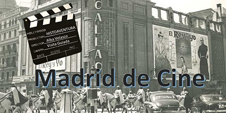 Free Tour: Madrid de Cine tickets