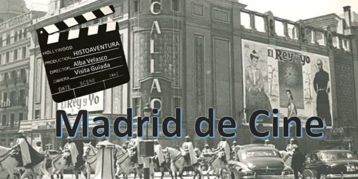 Free Tour: Madrid de Cine