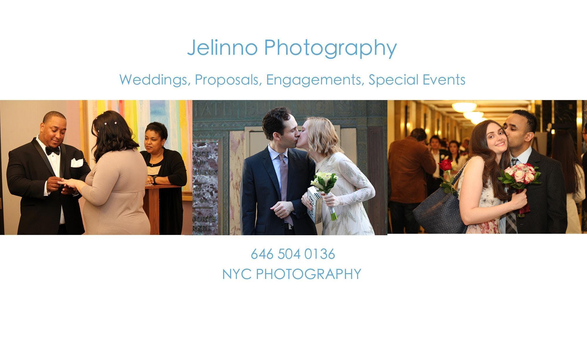 City Hall Wedding Photography -NYC