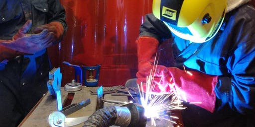 Introductory Welding for Artists (23 July, Evening)