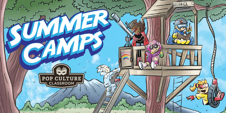Role Playing Game Camp with League of Wayfinders tickets