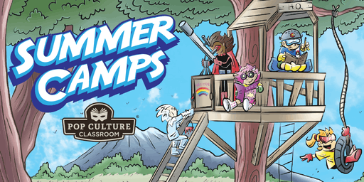 Role Playing Game Camp with League of Wayfinders