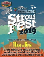 StroudFest '19 (vendor registration)