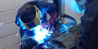 Introductory Welding for Artists (28 August, Afternoon)