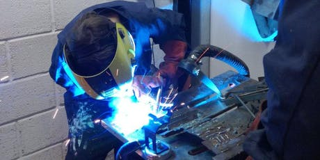 Introductory Welding for Artists (28 August, Afternoon) tickets