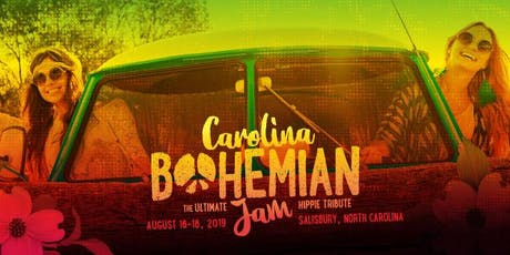 Carolina Bohemian Jam tickets