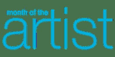 Calgary Artist Panel - Month of the Artist 2019