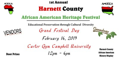 Harnett County African American Heritage Festival