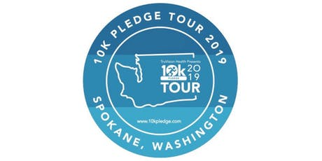 10k PLEDGE Tour Spokane tickets