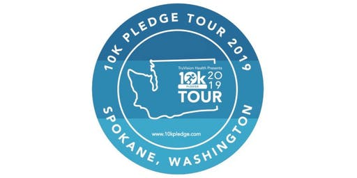 10k PLEDGE Tour Spokane