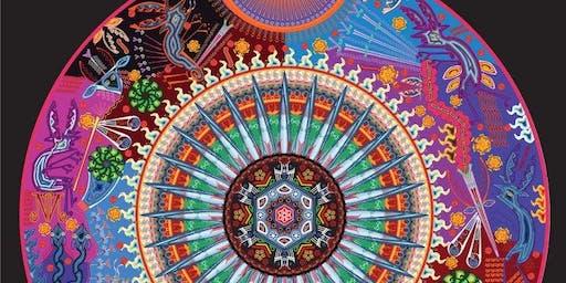 Lucid Healing Shamanic Circle, Friday 12th July 7pm - 9pm.