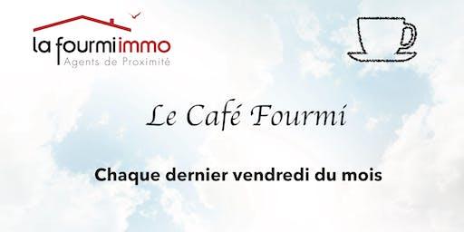 Le Café Fourmi au Café Presse Trotobas