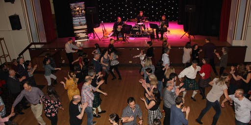 Ceilidh Dance with the Scott Harvey Ceilidh Band