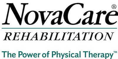 Free Injury Screen - NovaCare Rehabilitation - Florence (June 2019)