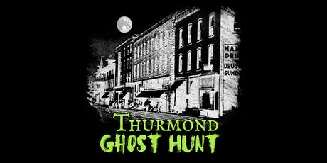 Thurmond Ghost Hunt - Fall tickets