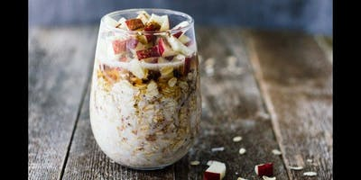 Parent/Child Cooking Class - Overnight Oats