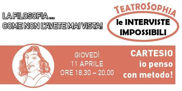 TeatroSophia, Intervista Impossibile a CARTES