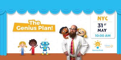 Genius Plaza presents: The Genius Plan! - Queens, NY