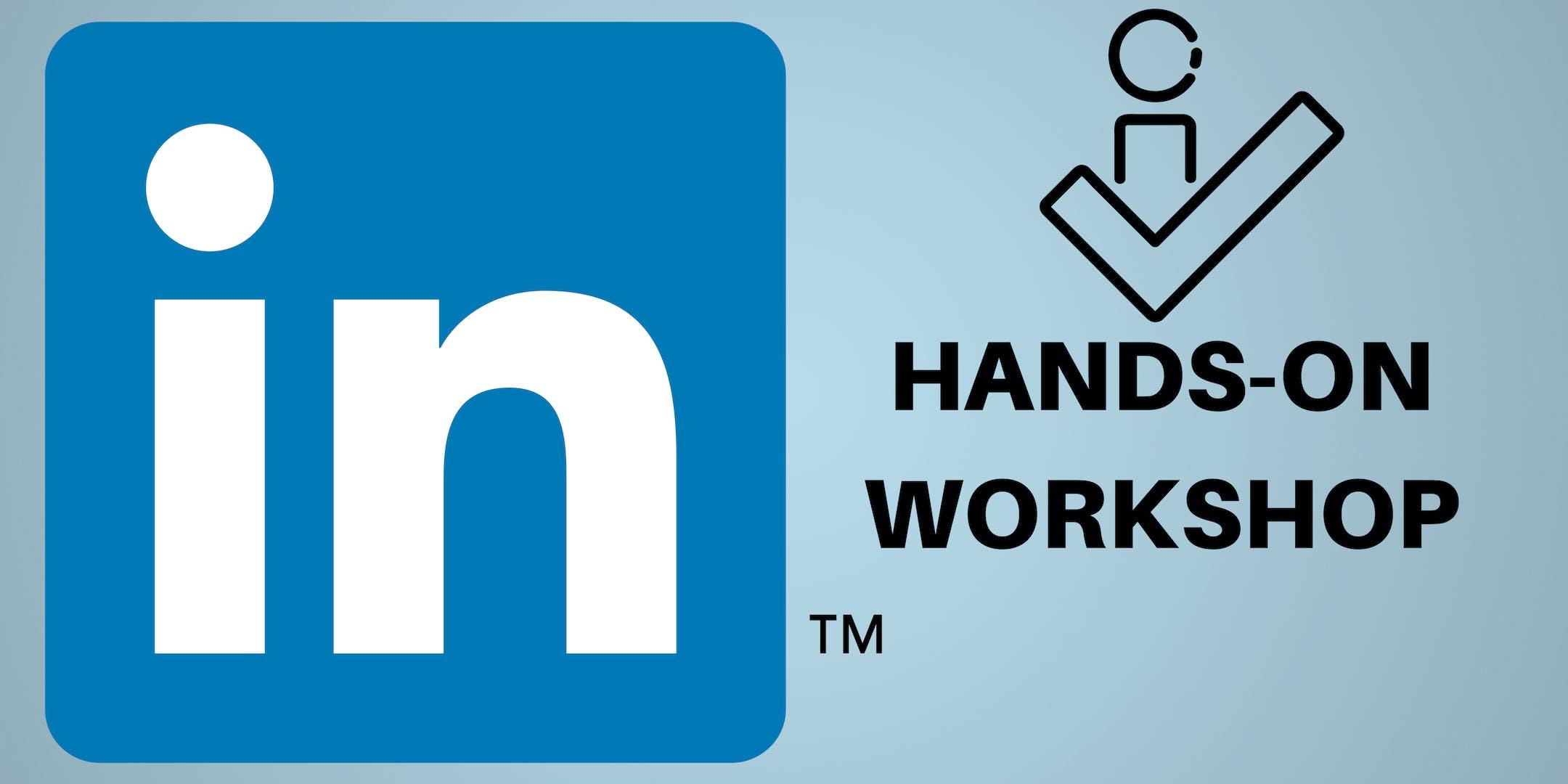 Hands-On LinkedIn Workshop Part 1