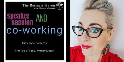 The Business Haven Community & Co-Working with Lizzy Fone