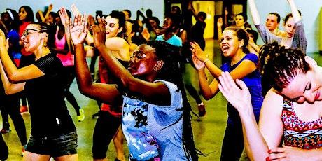 Wow! Djamboola Danse Fitness, le best du fitness à Laval billets