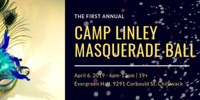 Masquerade Ball in Support of Camp Linley Guild