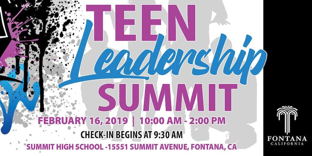Teen Summit 2019 Tickets Sat Feb 16 2019 At 1000 Am Eventbrite