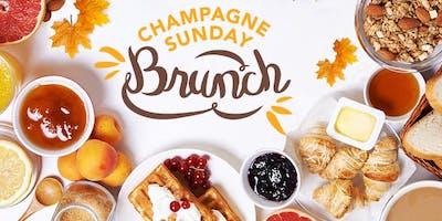 Champagne Sunday Brunch 2019