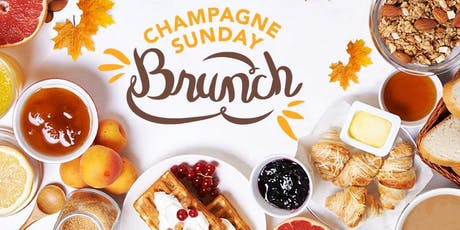 Champagne Sunday Brunch 2019 tickets