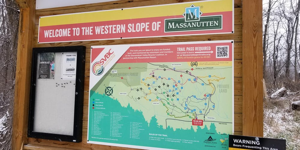 Daily Trail Pass For Massanutten Va Western Slope 2019 Tickets