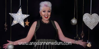 "Angel Anne Medium Live \""Seasons of the Soul Tour\"""