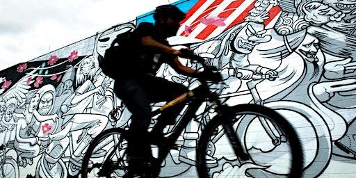 Hidden Murals of D.C. Bike Tour