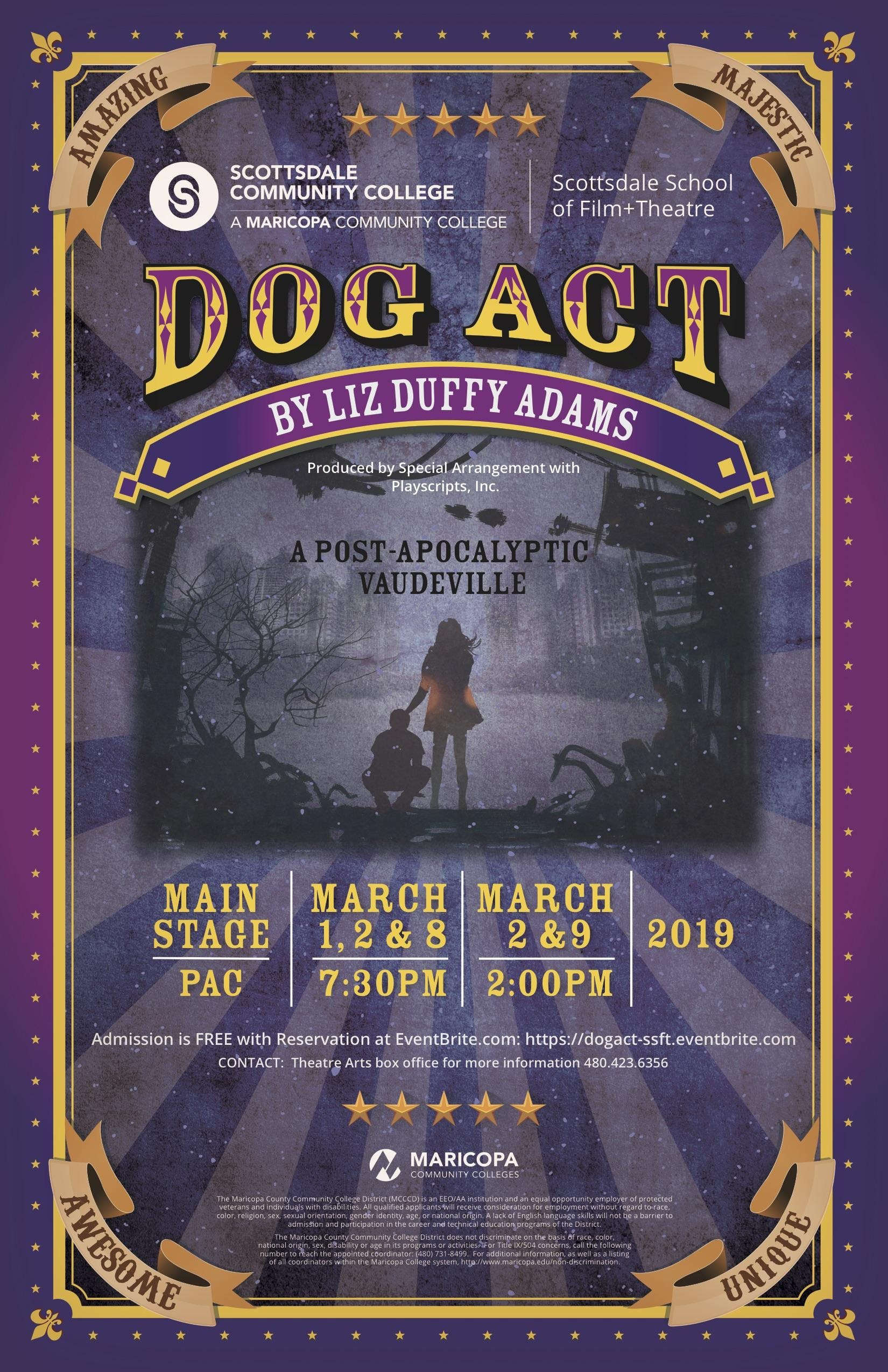 Dog Act by Liz Duffy Adams