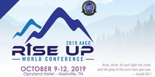 2019 World Conference Flyer Distribution, Special Events and Product Tables