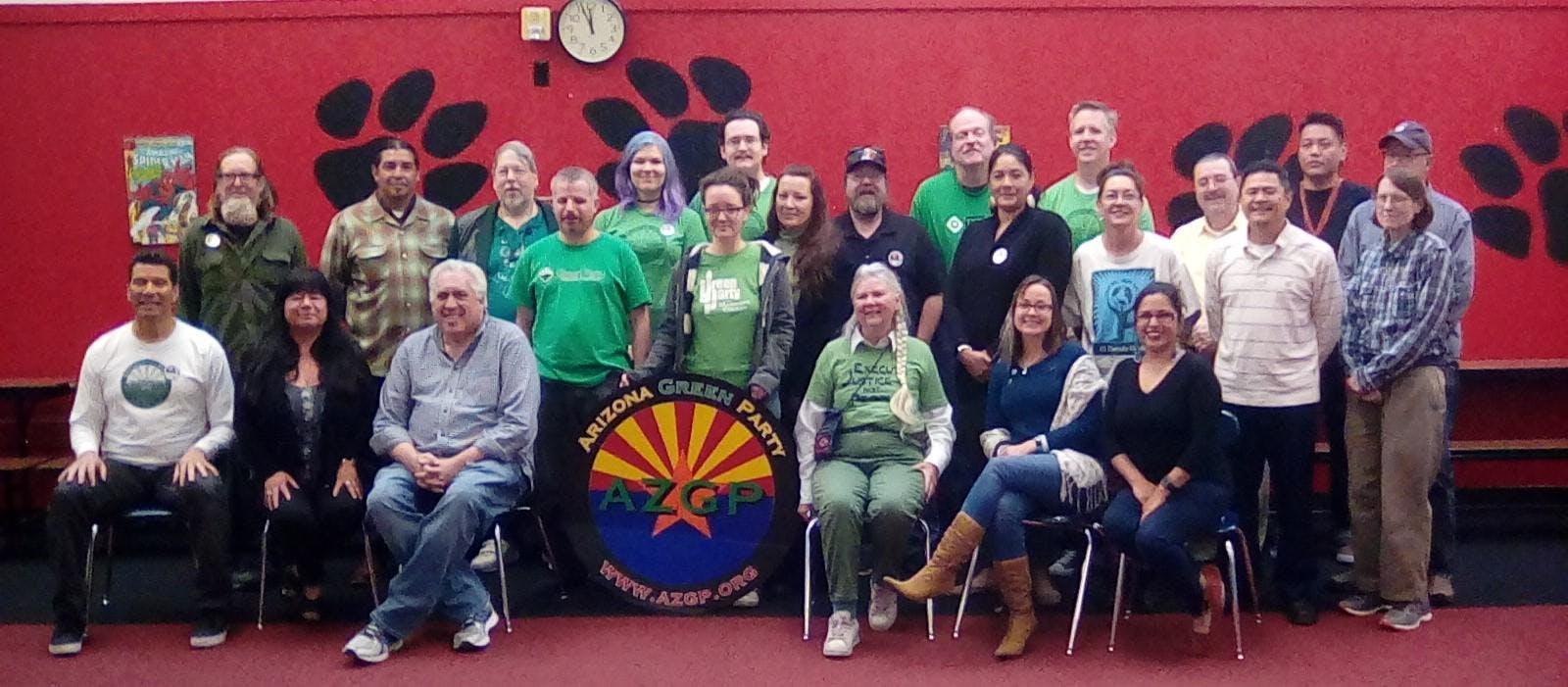 Arizona Green Party (AZGP) General Membership meeting