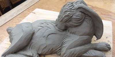 Clay Sculpture Workshop - Beautiful Hares