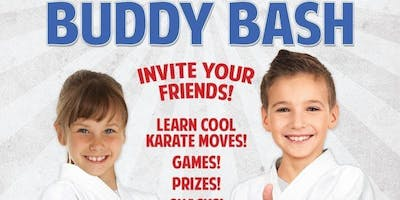 White Belt Buddy Bash (July 26th)