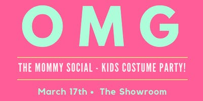 Kids Dress Up & Dance Party at The Mommy Social