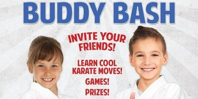 White Belt Buddy Bash (August 26th)