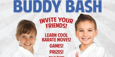 White Belt Buddy Bash (November 8th)