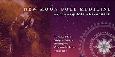 New Moon Soul Medicine Circle