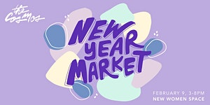 The Cosmos New Year Market