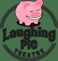 Laughing Pig Theatre logo