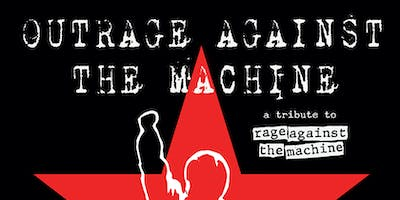 OutRage Against The Machine: UK's Premier Rage Against The Machine Tribute