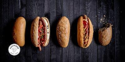 Win met gourmet burgers & hotdogs - 15 April 2019